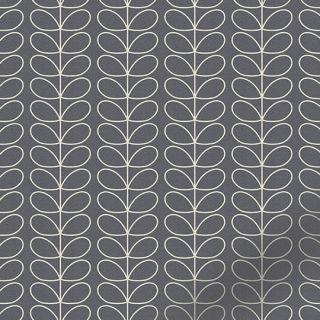 Linear Stem Cool Grey Orla Kiely