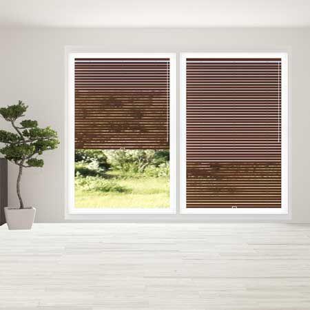 Wood Effect Mahogany