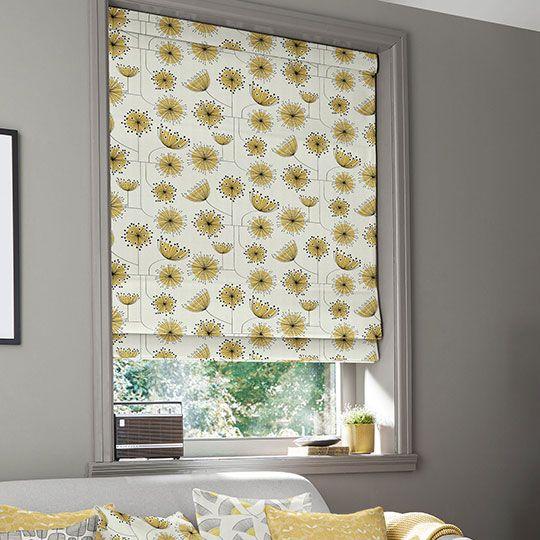 Dandelion Mobile Sunflower Yellow MissPrint
